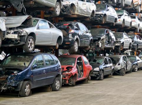 Life Cycle「Scrap Vehicles」:スマホ壁紙(2)