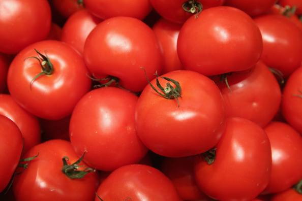 Tomato「Organic Fruits And Vegetables」:写真・画像(6)[壁紙.com]