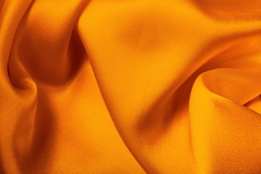 Silk「Orange yellow satin」:スマホ壁紙(14)