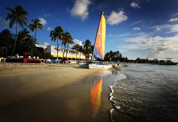 ビーチ「Daily Life In The Carribean」:写真・画像(2)[壁紙.com]