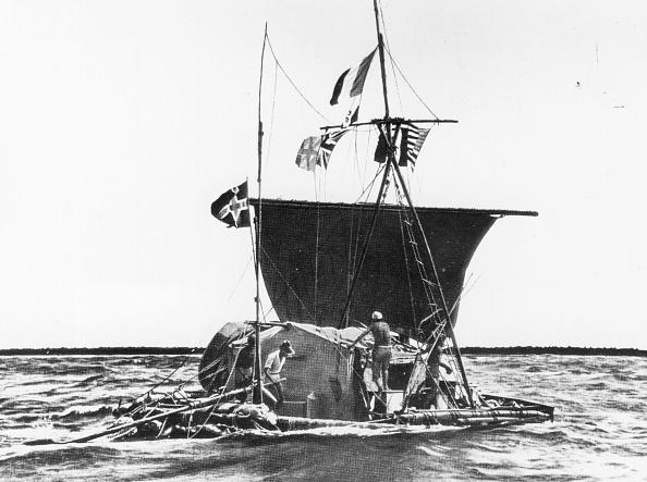 Exploration「Kon Tiki Raft」:写真・画像(9)[壁紙.com]