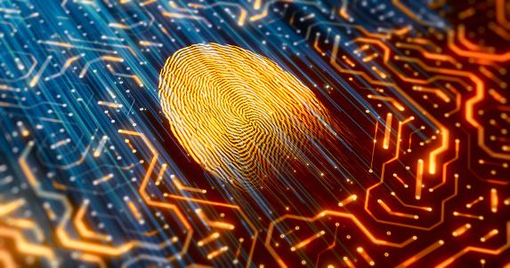 Number「Digital identity scanner」:スマホ壁紙(14)