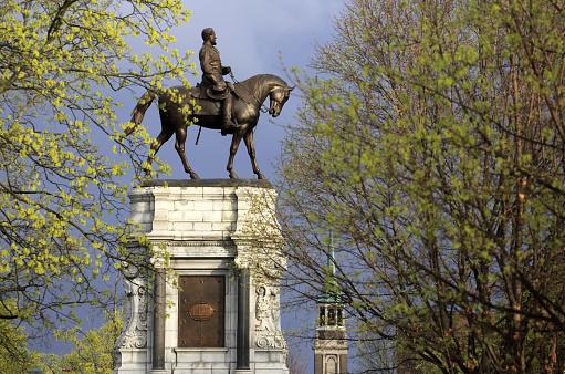 Horse「Robert E. Lee Monument」:スマホ壁紙(19)