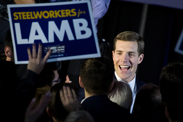 Drew Angerer「Democratic Congressional Candidate Conor Lamb Holds Election Night Event」:写真・画像(16)[壁紙.com]