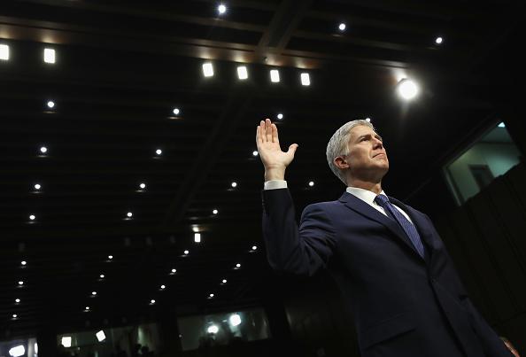 Hart Senate Office Building「Senate Holds Confirmation Hearing For Supreme Court Nominee Neil Gorsuch」:写真・画像(13)[壁紙.com]