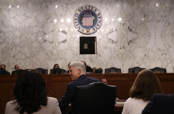 Hart Senate Office Building「Senate Holds Confirmation Hearing For Supreme Court Nominee Neil Gorsuch」:写真・画像(19)[壁紙.com]