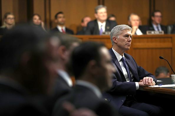 Hart Senate Office Building「Senate Holds Confirmation Hearing For Supreme Court Nominee Neil Gorsuch」:写真・画像(17)[壁紙.com]