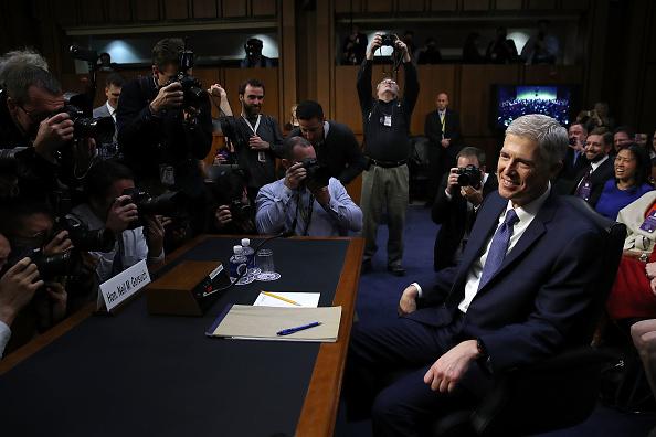 Hart Senate Office Building「Senate Holds Confirmation Hearing For Supreme Court Nominee Neil Gorsuch」:写真・画像(9)[壁紙.com]