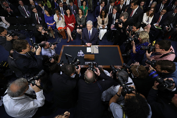 Hart Senate Office Building「Senate Holds Confirmation Hearing For Supreme Court Nominee Neil Gorsuch」:写真・画像(11)[壁紙.com]