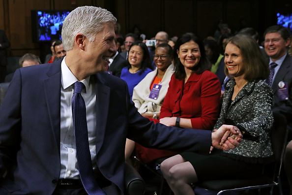 Hart Senate Office Building「Senate Holds Confirmation Hearing For Supreme Court Nominee Neil Gorsuch」:写真・画像(10)[壁紙.com]