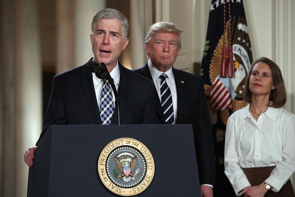 East Room「President Trump Announces His Supreme Court Nominee」:写真・画像(7)[壁紙.com]