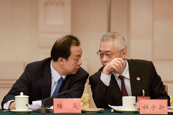 Heilongjiang Province「19th National Congress Of The Communist Party Of China (CPC) - Delegation Discussions」:写真・画像(6)[壁紙.com]
