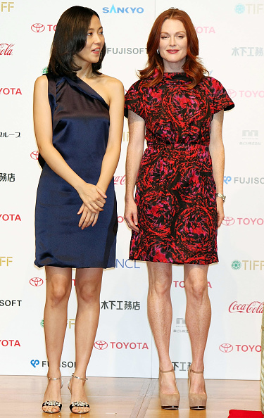木村 佳乃「The 21st Tokyo International Film Festival - Blindness Press Conference」:写真・画像(3)[壁紙.com]