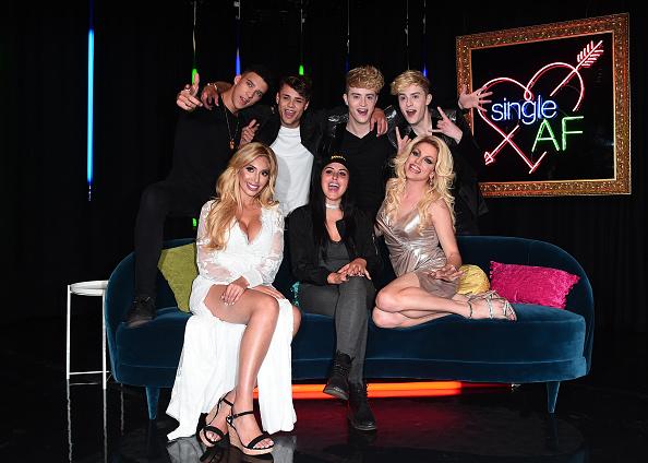 "New「MTV's New Dating Show ""Single AF"" - Photocall」:写真・画像(10)[壁紙.com]"