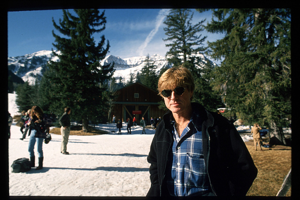 Sundance Film Festival「Robert Redford At The Sundance Film Festival In Salt Lake City UT」:写真・画像(19)[壁紙.com]