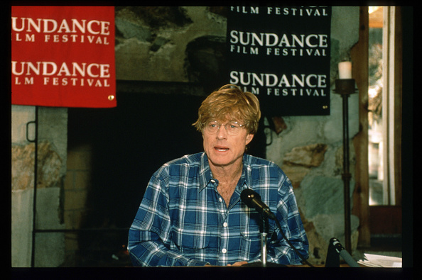 Sundance Film Festival「Robert Redford At The Sundance Film Festival In Salt Lake City UT」:写真・画像(4)[壁紙.com]