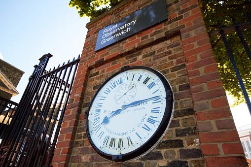 UNESCO「Clock at Greenwich Observatory」:スマホ壁紙(15)