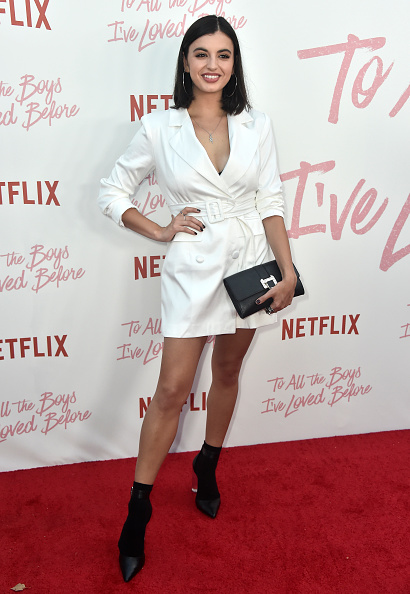 """Ankle Boot「Screening Of Netflix's """"To All The Boys I've Loved Before"""" - Arrivals」:写真・画像(13)[壁紙.com]"""