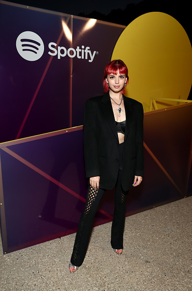 Attending「Spotify Celebrates New Summer Breakouts Playlist With A Special Event And Performance By Tate McRae」:写真・画像(5)[壁紙.com]