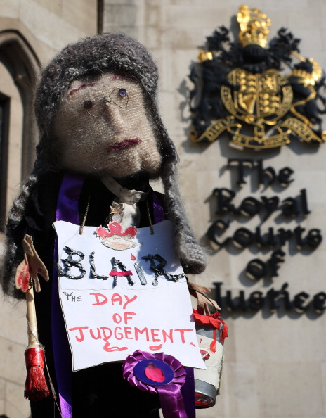 Corporate Business「Former Prime Minister Tony Blair Gives Evidence To The Leveson Inquiry」:写真・画像(10)[壁紙.com]