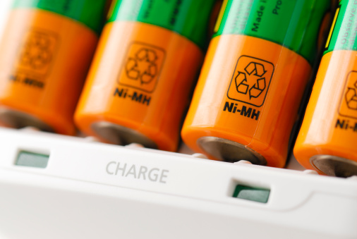 Power Supply「Rechargeable NiMH Batteries」:スマホ壁紙(13)
