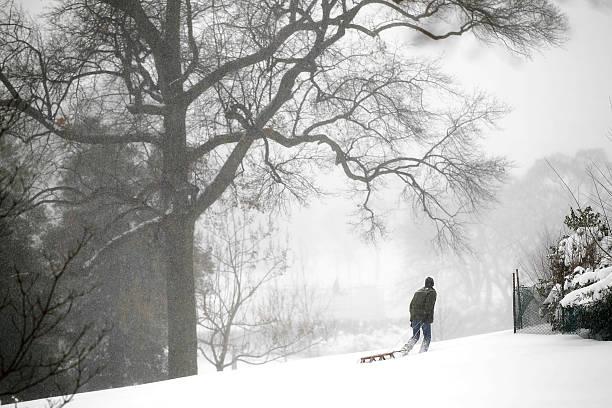 Huge Snow Storm Slams Into Mid Atlantic States:ニュース(壁紙.com)