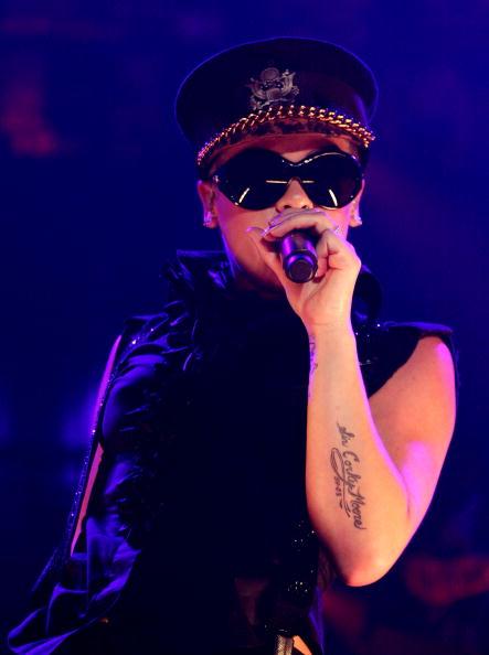 Tattoo「Pink Tour Hits Australia: Perth」:写真・画像(4)[壁紙.com]