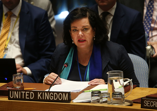 Ambassador「United Nations Security Council Gets Briefed On Russian Poisoning Case」:写真・画像(11)[壁紙.com]