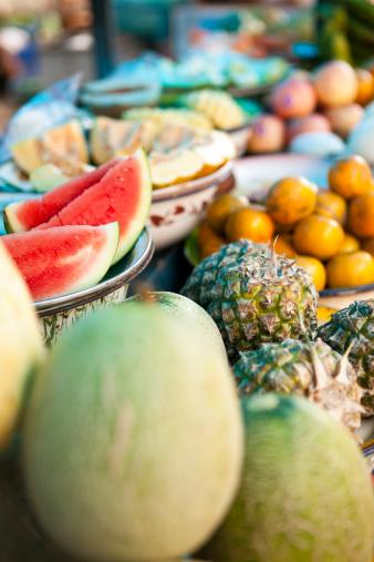 スイカ「Tropical Fruit」:スマホ壁紙(0)