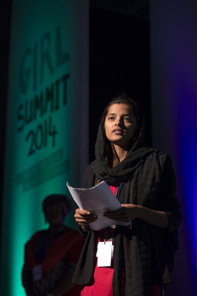 Oli Scarff「UK's First Girl Summit Discuss An End To FGM And Forced Marriage」:写真・画像(11)[壁紙.com]