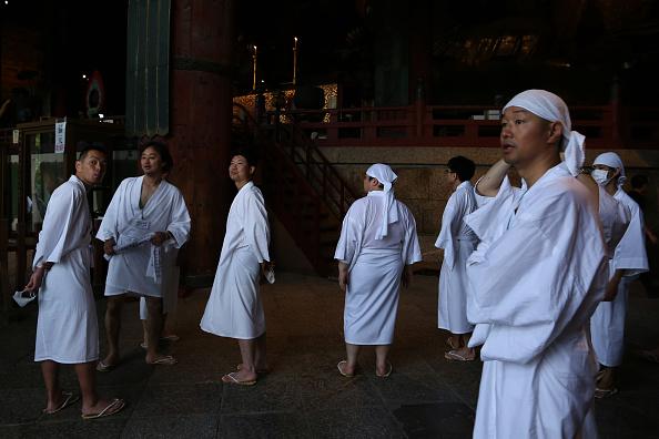 東大寺大仏殿「Annual Buddha Dusting」:写真・画像(18)[壁紙.com]