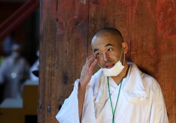 Great Buddha Hall - Nara「Annual Great Buddha Dusting」:写真・画像(11)[壁紙.com]