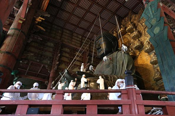 Giant Buddha「Annual Buddha Dusting」:写真・画像(13)[壁紙.com]