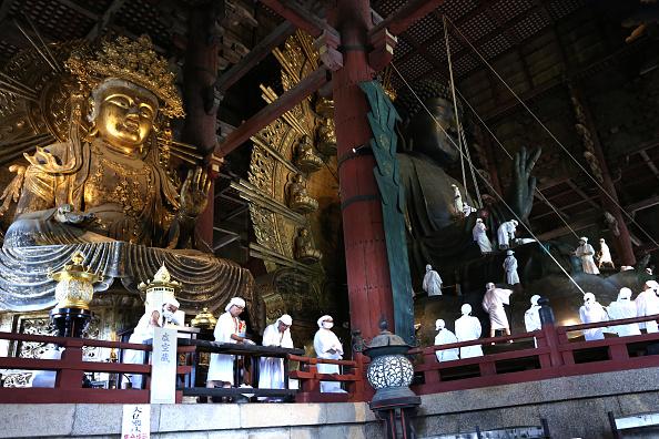Great Buddha Hall - Nara「Annual Buddha Dusting」:写真・画像(4)[壁紙.com]