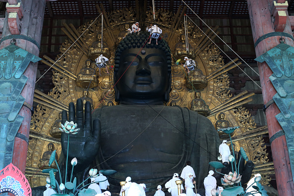 Giant Buddha「Annual Buddha Dusting」:写真・画像(1)[壁紙.com]