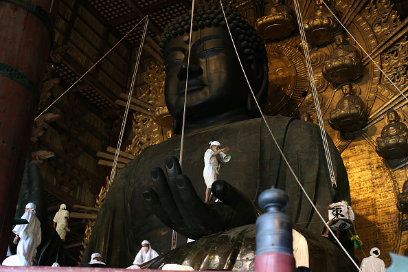 Giant Buddha「Annual Buddha Dusting」:写真・画像(14)[壁紙.com]