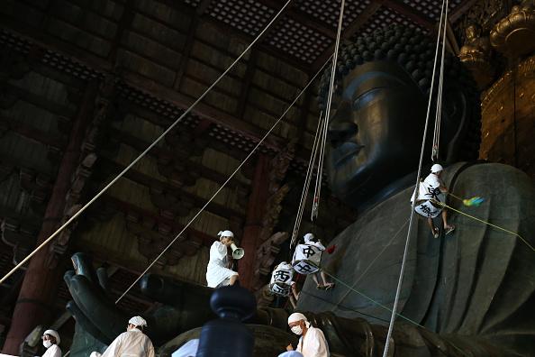 Great Buddha Hall - Nara「Annual Buddha Dusting」:写真・画像(18)[壁紙.com]
