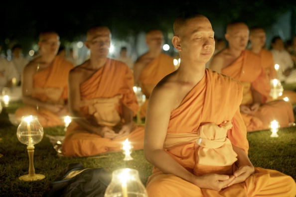 Monk - Religious Occupation「Vesak Day Marks Buddha's Birthday In Indonesia」:写真・画像(1)[壁紙.com]