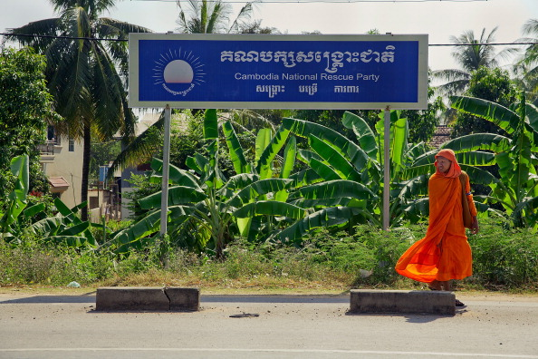 Waiting「Monks March To Phnom Penh Ahead Of Planned Demonstrations」:写真・画像(0)[壁紙.com]