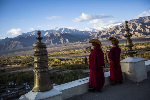トランペット「India's Mountain Kingdom Of Ladakh」:写真・画像(0)[壁紙.com]