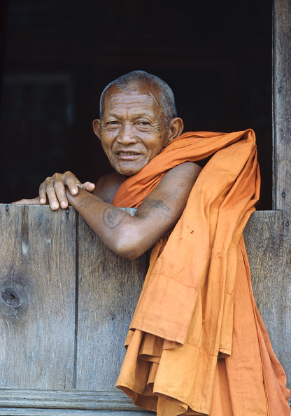 Monk - Religious Occupation「Angkor Wat Monks」:写真・画像(16)[壁紙.com]