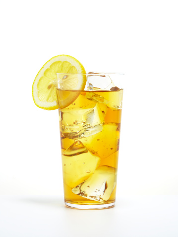 Lemon - Fruit「Ice tea with lemon」:スマホ壁紙(12)