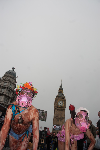 Crawling「Protesters In Westminster」:写真・画像(14)[壁紙.com]