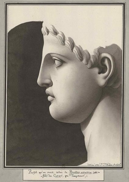 Neo-Classical「Brutus Assassin En Fils De César Creator: Lequeu」:写真・画像(11)[壁紙.com]