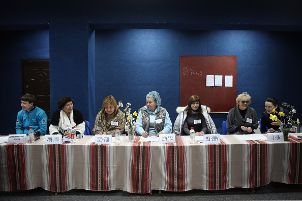Russian Military「Crimea Goes To The Polls In Crucial Referendum」:写真・画像(12)[壁紙.com]