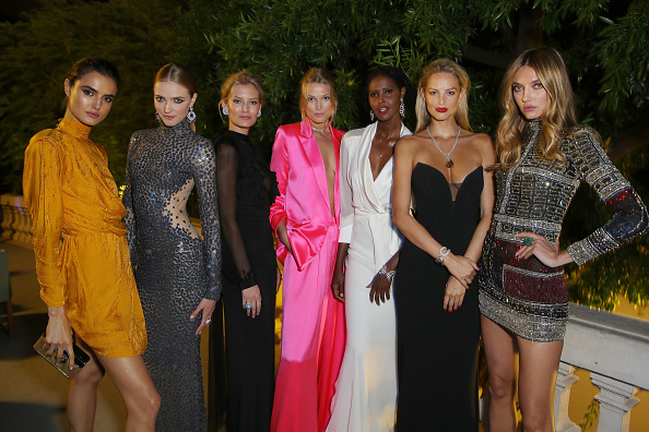 Monte Carlo「Monte-Carlo Gala for the Global Ocean 2018 - Cocktail」:写真・画像(6)[壁紙.com]