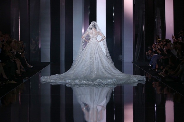 Wedding Dress「Ralph & Russo : Runway - Paris Fashion Week : Haute-Couture Fall/Winter 2014-2015」:写真・画像(18)[壁紙.com]
