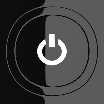 Start Button「Power button」:スマホ壁紙(1)