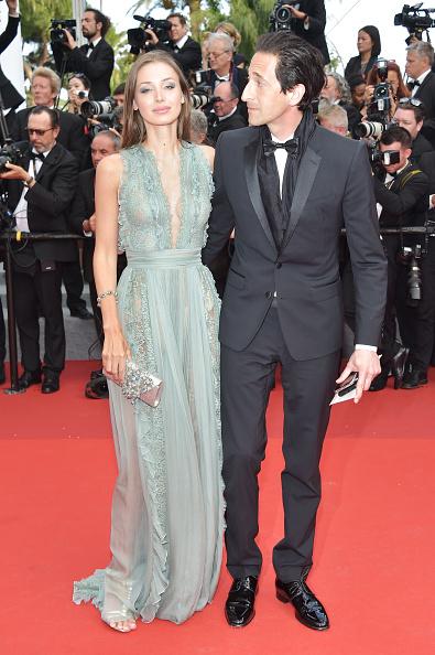 エイドリアン ブロディ「70th Anniversary Red Carpet Arrivals - The 70th Annual Cannes Film Festival」:写真・画像(7)[壁紙.com]