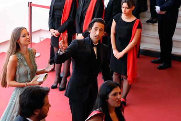 エイドリアン ブロディ「70th Anniversary Red Carpet Arrivals - The 70th Annual Cannes Film Festival」:写真・画像(5)[壁紙.com]